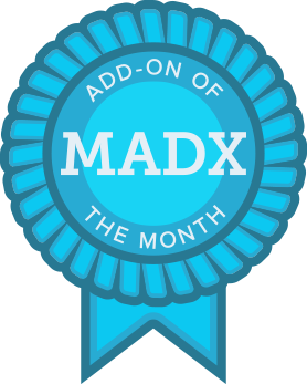 MADX Add-on of the Month